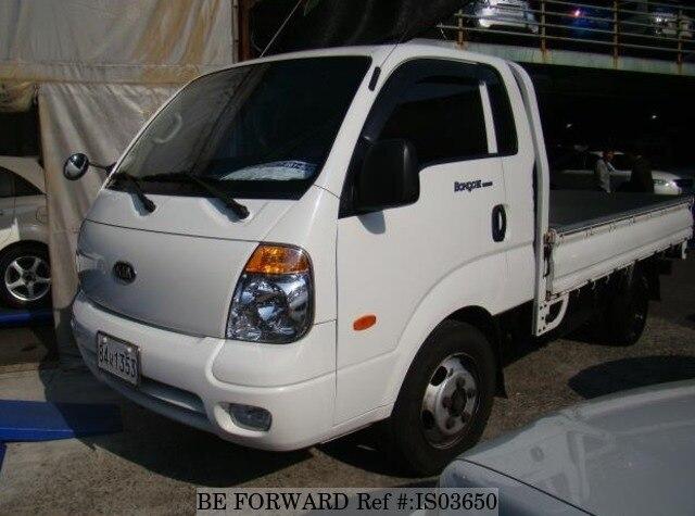 Used 2009 KIA BONGO III for Sale IS03650 - BE FORWARD