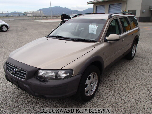 used 2001 volvo v70xc 2 4t cross country gh sb5244awl for sale