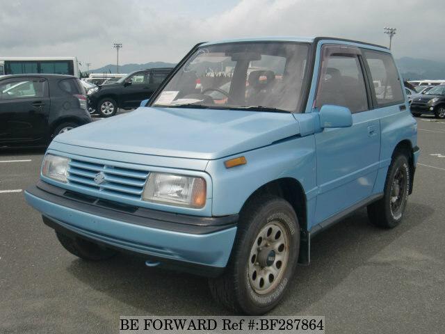 used 1990 suzuki escudo e ta01w for sale bf287864 be forward rh beforward jp Suzuki Escudo Pikes Peak 2010 Suzuki Escudo