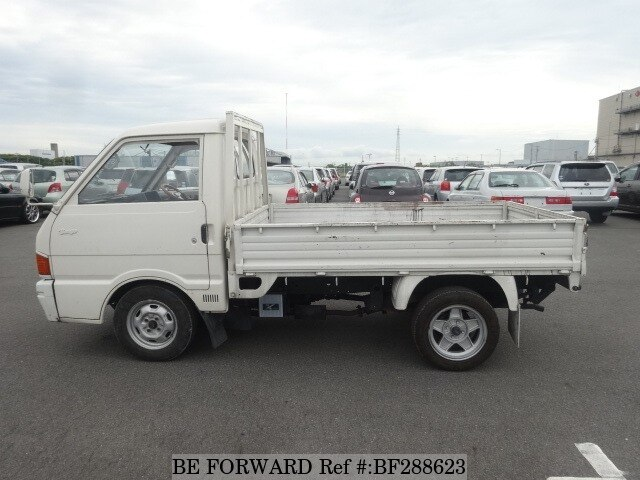 Used 1988 MAZDA BONGO TRUCK/L-SE48T for Sale BF288623 - BE ...