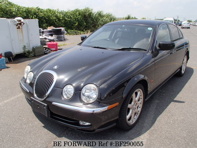 used 2001 jaguar s-type 3.0 sports/gf-j01fb for sale bf290055 - be