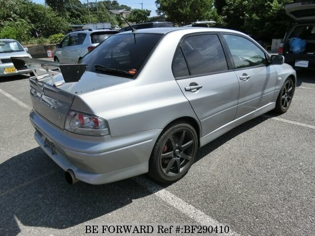Used 2002 MITSUBISHI LANCER EVOLUTION VII GTA EVOLUTION 7 GH