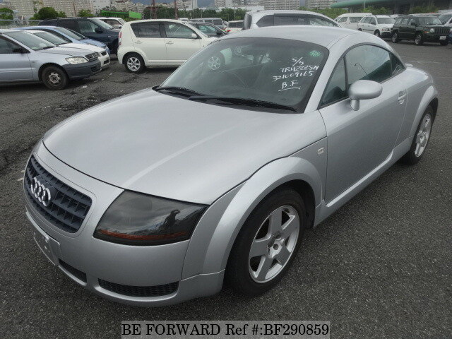 Used 2001 AUDI TT 1.8T/GF-8NAUQ for Sale BF290859 - BE FORWARD