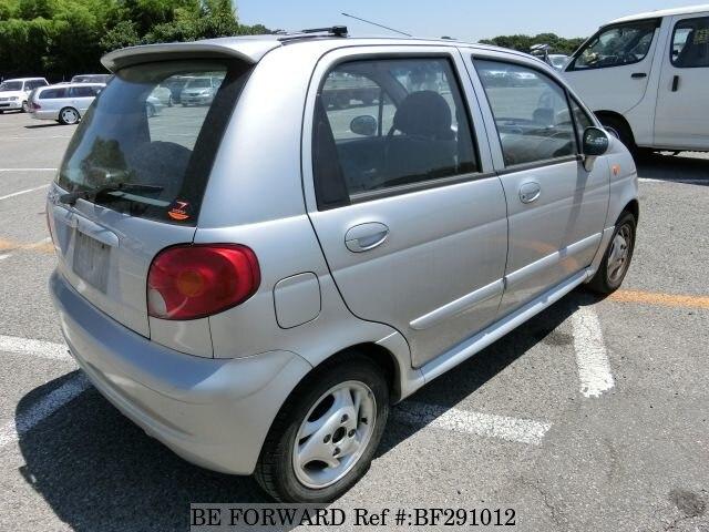 Used 2003 DAEWOO MATIZ/-KLA4M- for Sale BF291012 - BE FORWARD
