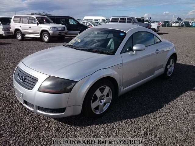 Used 2001 AUDI TT 1.8T/GF-8NAUQ for Sale BF291910 - BE FORWARD