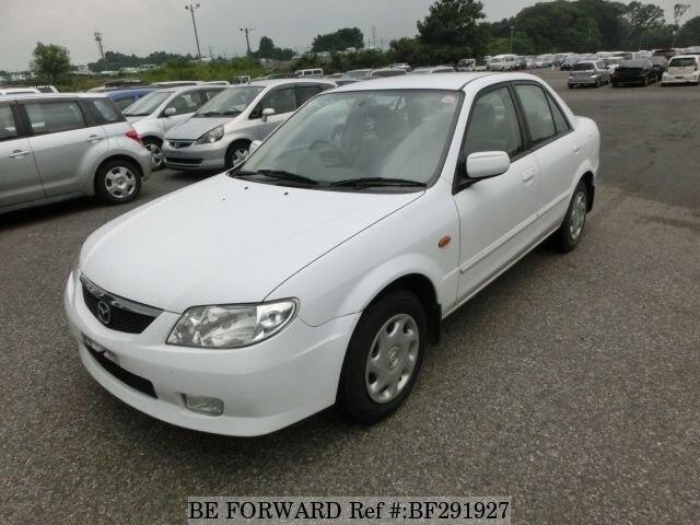 used 2001 mazda familia gf bj5p for sale bf291927 be forward rh beforward jp 1991 Mazda Familia Sedan Mazda 323