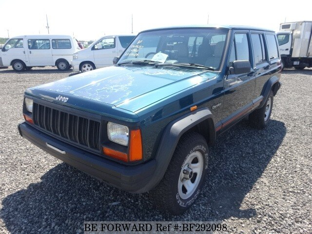 Used 1995 JEEP CHEROKEE BF292098 For Sale