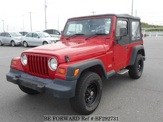 About This 1999 JEEP Wrangler (Price:$2,591)