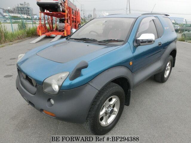 1999 isuzu vehicross parts