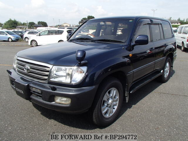 Used 2003 TOYOTA LAND CRUISER BF294772 for Sale