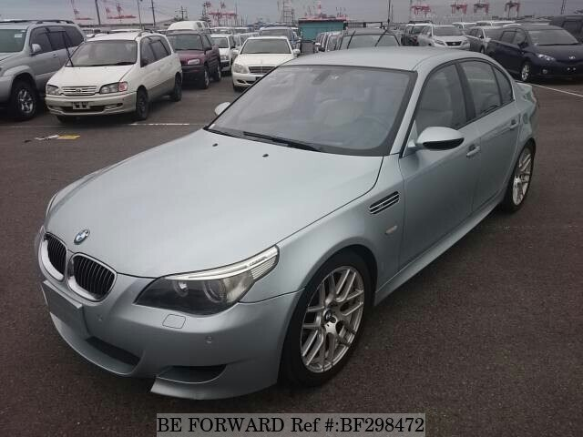 Used BMW MABANB For Sale BF BE FORWARD - 2005 bmw m5