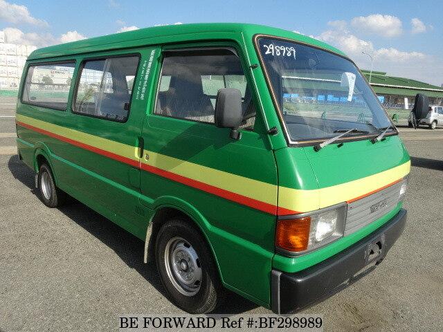 Used 1989 MAZDA BONGO BRAWNY VAN/U-SR2AV for Sale BF298989 ...