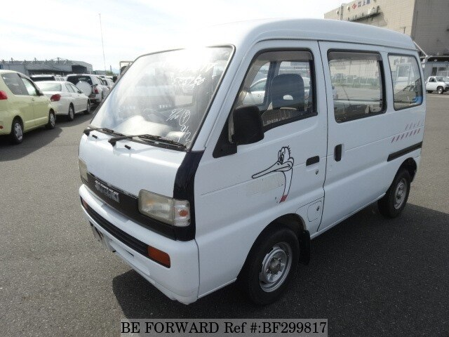 Used 1992 SUZUKI CARRY VAN/V-DE51V For Sale BF299817
