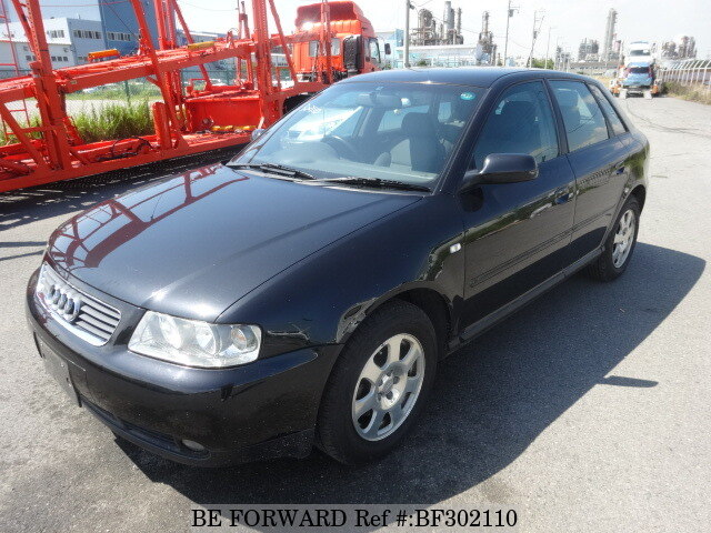 2001 Audi A3 1 8 Gf 8lapg D Occasion Bf302110 Be Forward