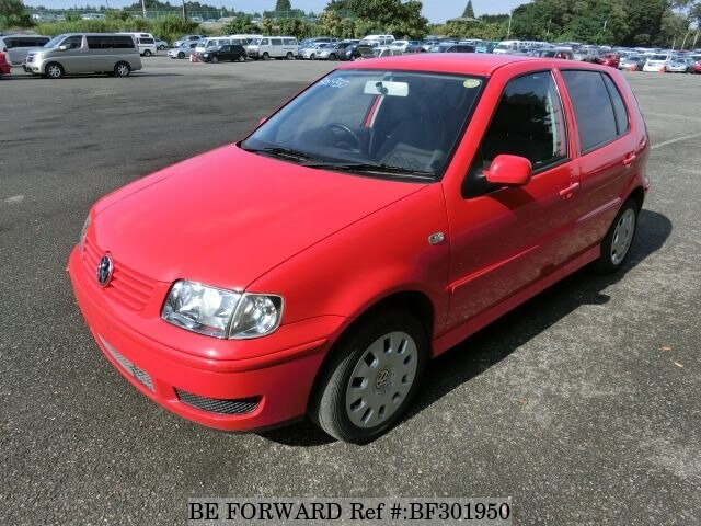 Used 2001 VOLKSWAGEN POLO/GF-6NAHW for Sale BF301950 - BE FORWARD