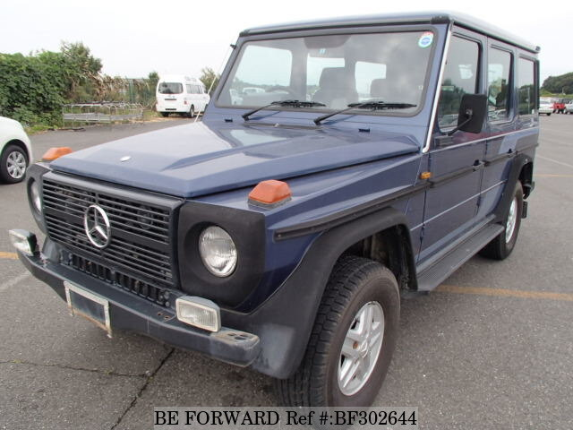 Used 1990 MERCEDES BENZ G CLASS PRADIKAT 230GE LONG E 460239 For