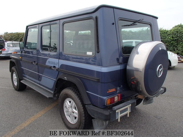 Used 1990 mercedes benz g class pradikat 230ge long e for Mercedes benz g class for sale cheap