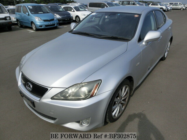 Used 2005 LEXUS IS BF302875 For Sale