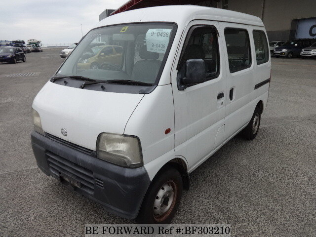 Used 2000 SUZUKI EVERY BF303210 for Sale