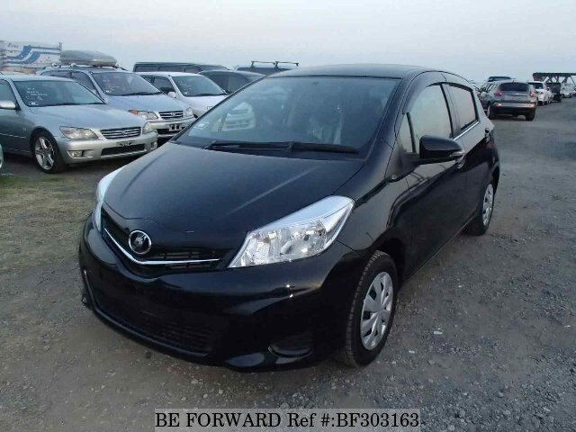 Used 2011 TOYOTA VITZ JEWELLA/DBA-NSP130 for Sale BF303163 - BE FORWARD