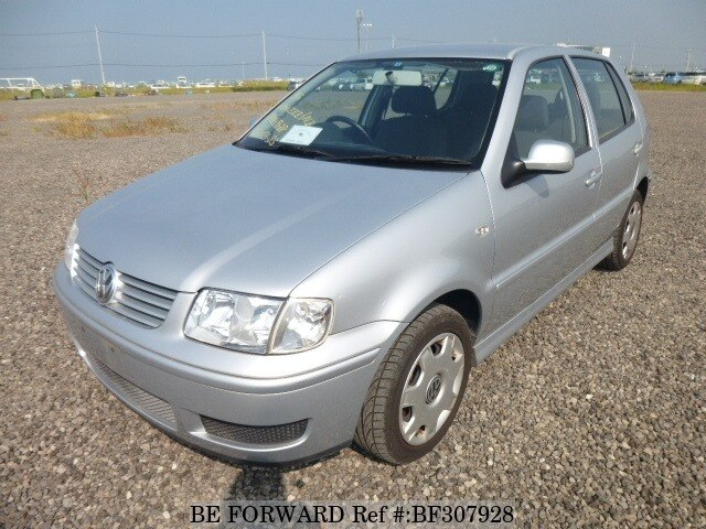 Used 2001 VOLKSWAGEN POLO/GF-6NAHW for Sale BF307928 - BE FORWARD