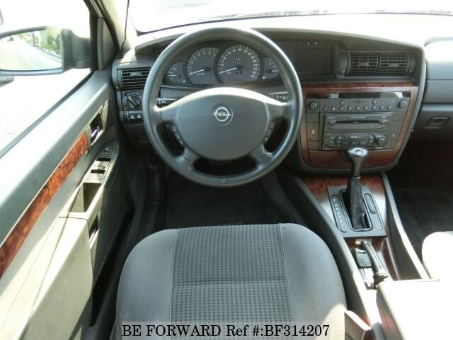Used 2001 Opel Omega 25 Cdgf Xf250w For Sale Bf314207 Be Forward