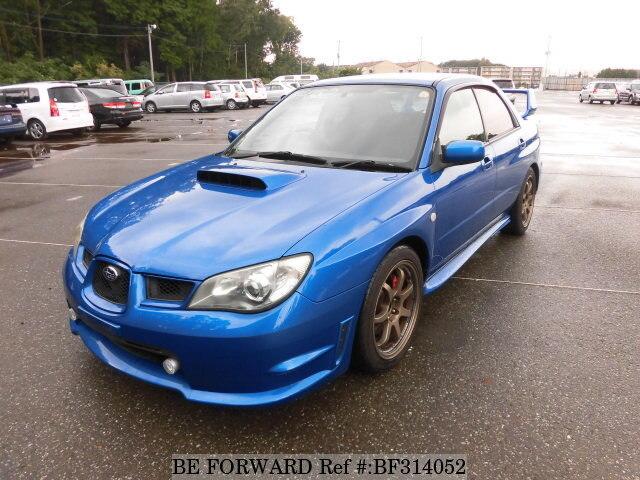 Used 2005 SUBARU IMPREZA WRX WRX 2005 LIMITED/TA-GDA for Sale ...