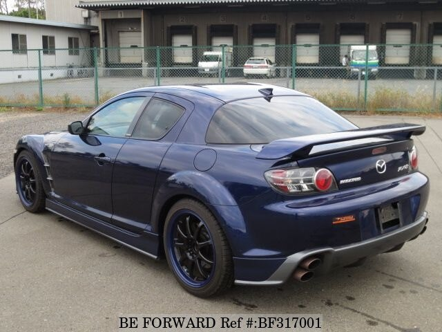 2004 mazda rx 8 mazda speed version la se3p d 39 occasion en promotion bf317001 be forward. Black Bedroom Furniture Sets. Home Design Ideas