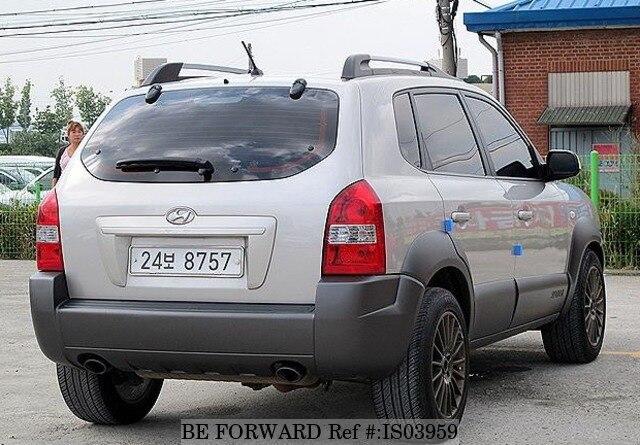 2008 hyundai tucson usados en venta is03959 be forward for Hyundai motor myanmar co ltd