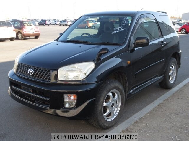 used 2001 toyota rav4 j aero sports ta aca20w for sale bf326370 be forward. Black Bedroom Furniture Sets. Home Design Ideas