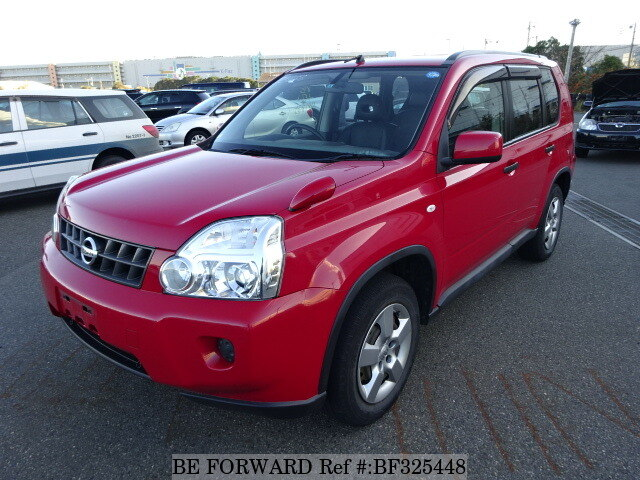 used 2008 nissan x trail 20s dba nt31 for sale bf325448. Black Bedroom Furniture Sets. Home Design Ideas