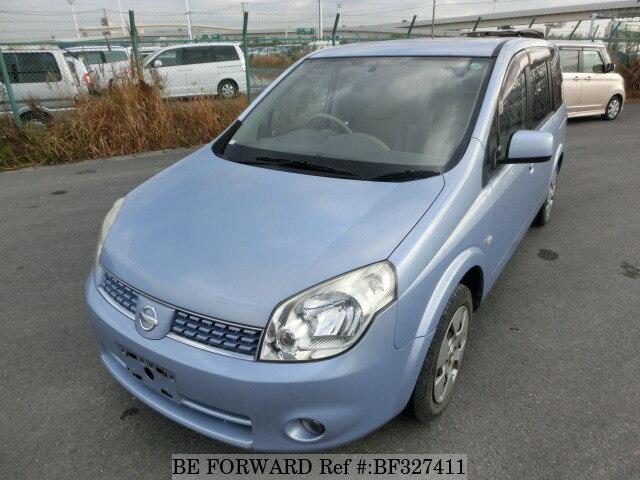 Used 2005 Nissan Lafesta 20s Premium Interiorcba B30 For Sale