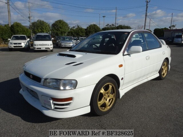 Used 1998 SUBARU IMPREZA WRX STI WRX STi Version IV/E-GC8 for Sale ...