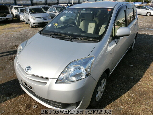 Used 2011 TOYOTA PASSO SETTE/CBA-M502E for Sale BF329932 - BE FORWARD