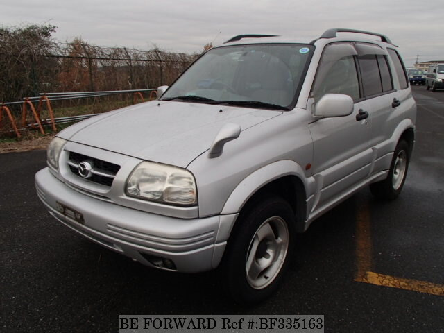 Mazda proceed levante 1999
