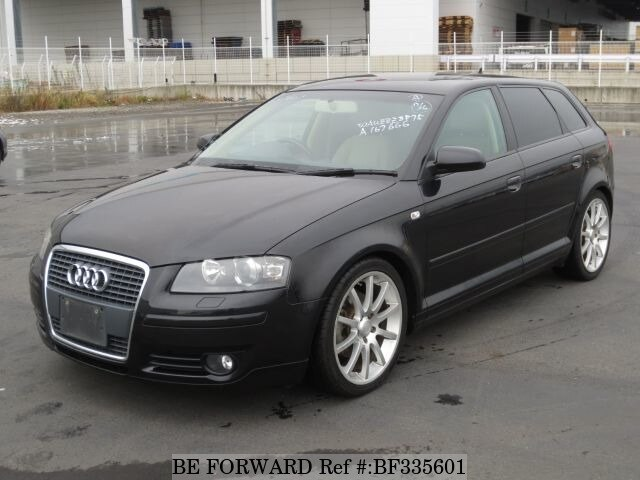 Used 2005 Audi A3 Gh 8pblr For Sale Bf335601 Be Forward