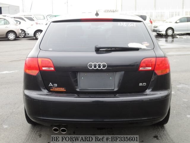 2005 audi a3 gh 8pblr d 39 occasion en promotion bf335601 be forward. Black Bedroom Furniture Sets. Home Design Ideas