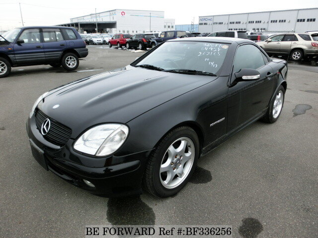 Used 2002 Mercedes Benz Slk 230 Kompressor Gf 170449 For Sale