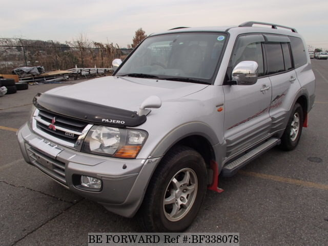 Niesamowite Used 2001 MITSUBISHI PAJERO LONG SUPER EXCEED/TA-V75W for Sale SN26
