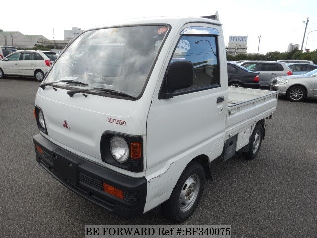 Used 1991 MITSUBISHI MINICAB TRUCK MIGHTY/V-U42T for Sale