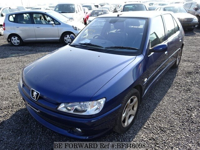 used 2000 peugeot 306 xsi gf n5si for sale bf346098 be forward. Black Bedroom Furniture Sets. Home Design Ideas