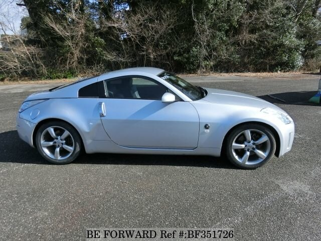 Used 2005 Nissan Fairlady Zcba Z33 For Sale Bf351726 Be Forward
