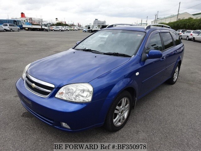 Used 2006 Chevrolet Optra Gh Na35z For Sale Bf350978 Be Forward