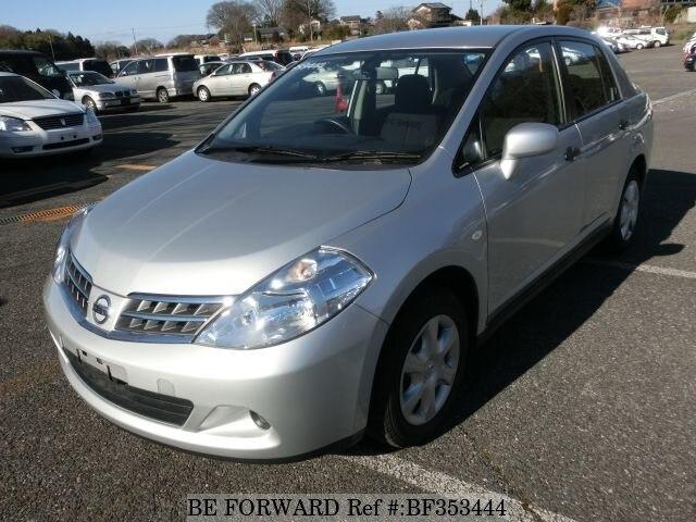 Used 2012 Nissan Tiida Latio 15bdba Sc11 For Sale Bf353444 Be Forward