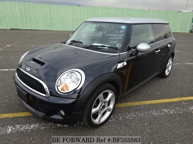 Used 2008 Bmw Mini Clubman Cooper S Clubmanaba Mm16 For Sale