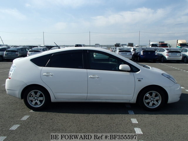 used 2010 toyota prius ex daa nhw20 for sale bf355597 be forward. Black Bedroom Furniture Sets. Home Design Ideas