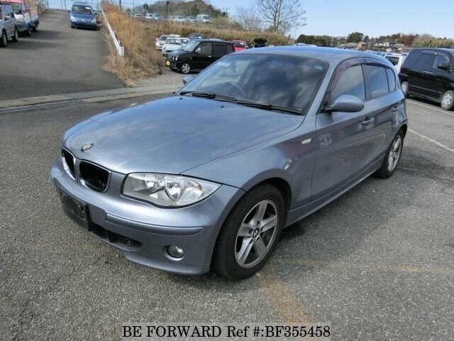 Used 2005 BMW 1 SERIES 120I/GH-UF20 for Sale BF355458 - BE FORWARD