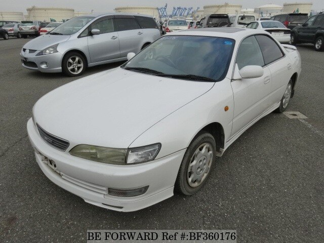 Used 1996 Toyota Carina Ed E St200 For Sale Bf360176 Be Forward