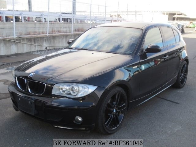 used 2005 bmw 1 series 118i gh uf18 for sale bf361046 be. Black Bedroom Furniture Sets. Home Design Ideas