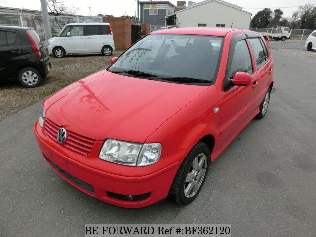 Used 2001 VOLKSWAGEN POLO/GF-6NAHW for Sale BF362120 - BE FORWARD